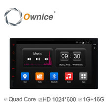 1024*600 4 core android4.4 2din universal Car Radio DVD Player GPS Navi 16G ROM Built-in wifi support 3G TPMS DVR BT DAB+ no dvd(China (Mainland))