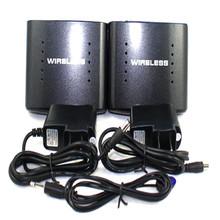 SimpleStone 433MHz 200m Wireless IR AV Transmitter+Receiver Set for DVD DVR IPTV Set-Top Box 60323
