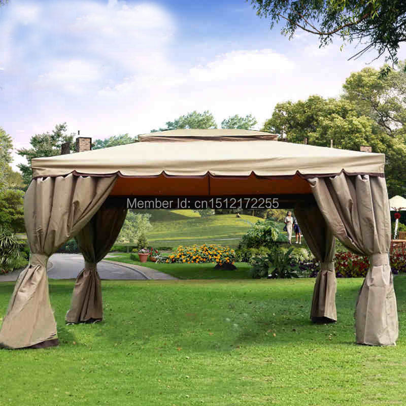 outdoor garden patio awning tent pavilion outdoor leisure