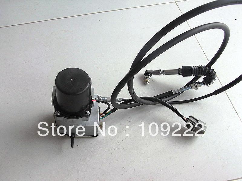 220-5 throttle motor governor 2523-9014 Doosan Daewoo 225-5 Excavator - Jin Cheng High Tech co., ltd. store