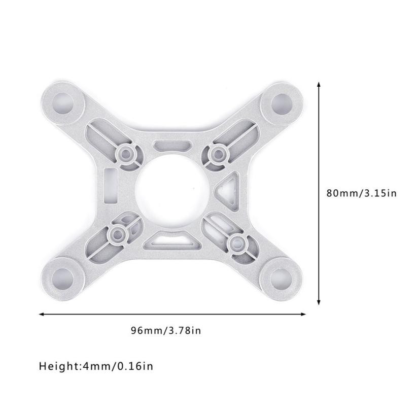 Metal Vibration Absorbing Board Damping for DJI Phantom3 Professional Advanced RC toy part Helicopter parts