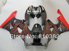 Buy HOT! Motorcycle Fairing kit HONDA CBR900RR 98 99 CBR900 919 CBR900RR 1998 1999 Red flames black ABS Fairings set HF28 for $341.05 in AliExpress store