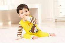 Newborn Baby Boy Girls Rompers Long Sleeve Cotton Romper Clothes Baby Jumpsuit For Babies Unisex Animal Infant Boy Girl Clothing
