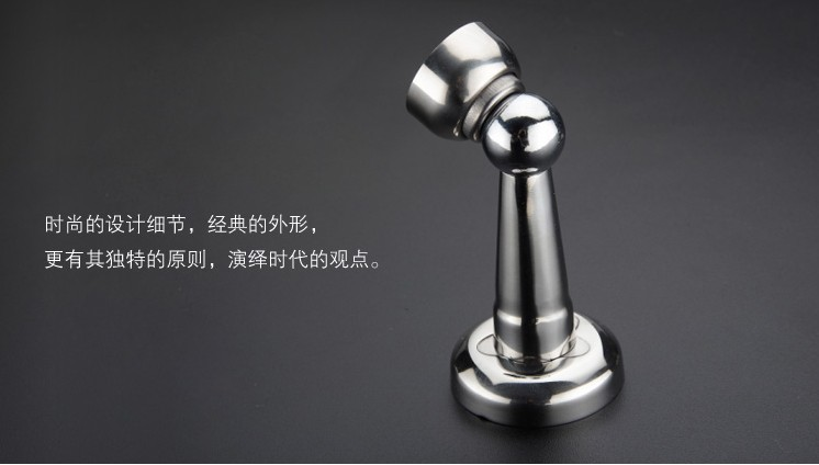 Best Selling Stainless Steel Magnetic Door Holder/ Bedroom Door Stopper of High Quality(China (Mainland))
