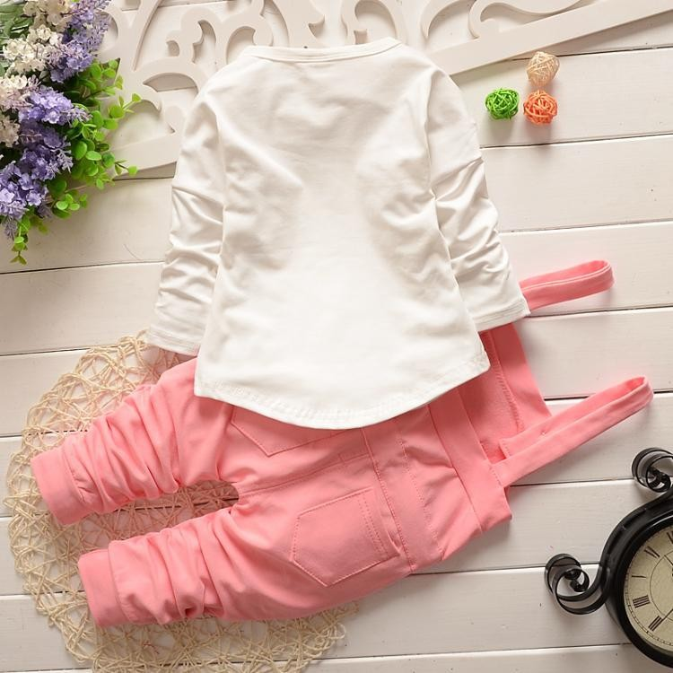 Baby Girl Cotton Set