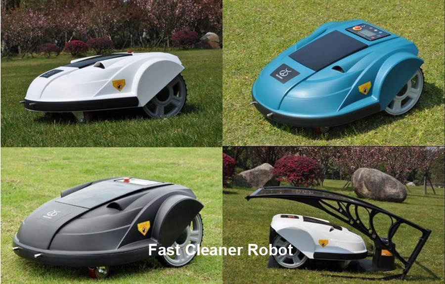 TWO YEAR WARRANTY-Robot Lawn Mower S510 With Newest Range Function,Lithium Battery,CE&ROSH(China (Mainland))