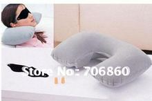 inflatable neck pillow promotion