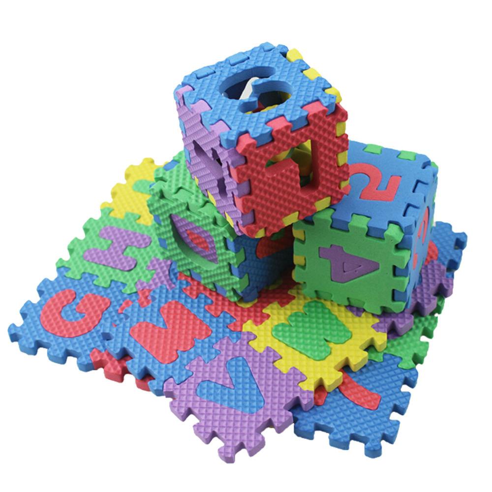 72 Pcs/set Puzzle Kid Jouet