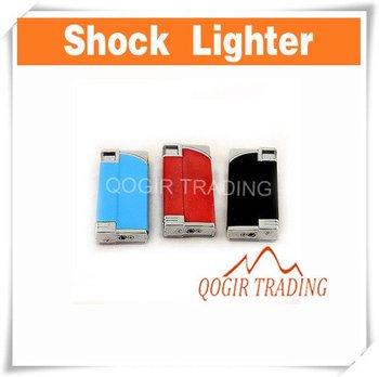 Electric Shock Lighter Prank Joke Gag Trick Get Zzamm D8236