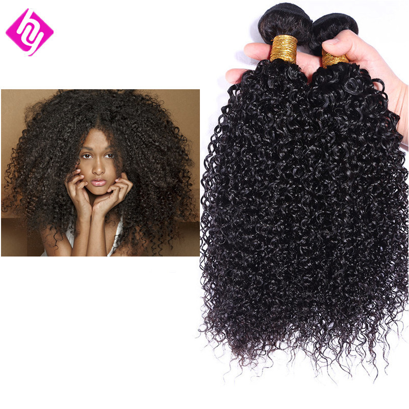 "Гаджет  Cambodian Virgin Hair 6A Grade Weave Beauty Cambodian Kinky Curly Virgin Hair Extension 8""-30"" 3pcs lot Afro Kinky Curly Hair None Волосы и аксессуары"