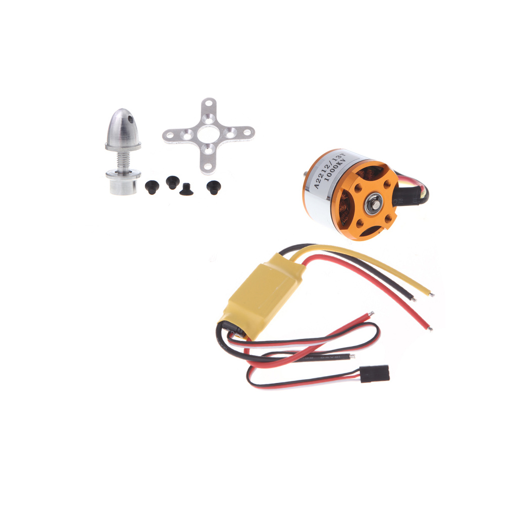 High Qulaity XXD A2212 1000KV Brushless Motor + 30A ESC for Multicopter F450 X525 Quadcopter Free Shipping(China (Mainland))