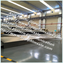BOPP Thermal Lamination Film (glossy/matte) , glossy or matte BOPP clear film coated with EVA glue.(China (Mainland))