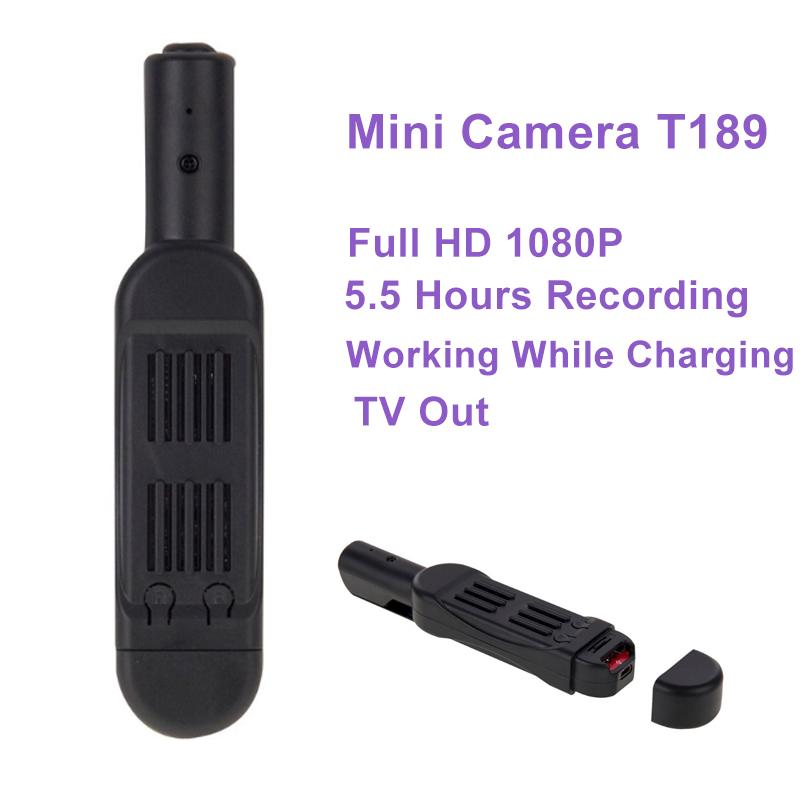 T189 Mini Camera Full HD 1080P 720P Spy Camera Mini Hidden Camera Digital DVR Cam Video Voice Recorder Mini DV Camcorder Camara(China (Mainland))