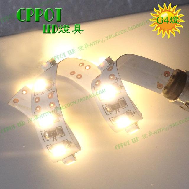 G4 led lighting beads 12v smd 3825 led smd with lights diy bright crystal light beads