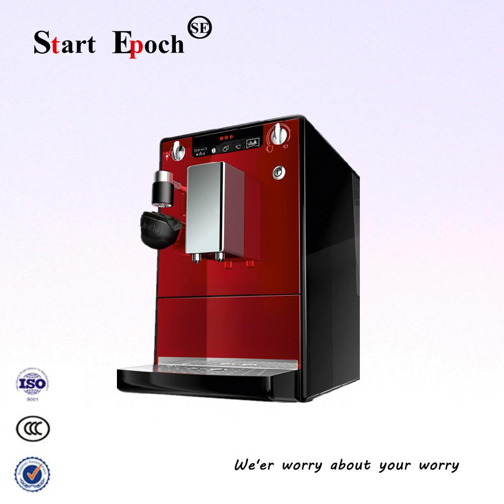 2016New coffee maker machine automatic espresso machine, making coffee machine, italian coffee maker best coffee makerKFJ-011(China (Mainland))