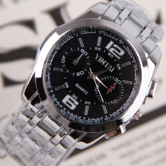 New 2015 roles stainless steel watches mens Crystal glass cheap machanical watches automatic top brand luxury with box X03(China (Mainland))