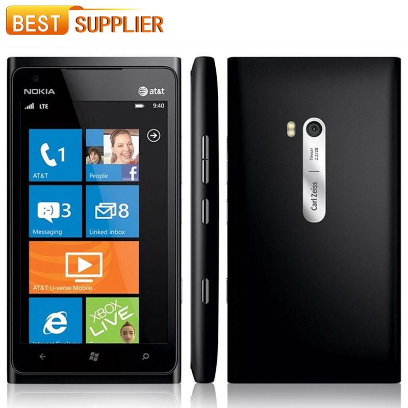 2016 Promotion Unlocked 720p Color Bar 3.7 Original Nokia Lumia 800 for Windows Mobile Phone 16gb 8mp with Wifi Gps Bluetooth(China (Mainland))