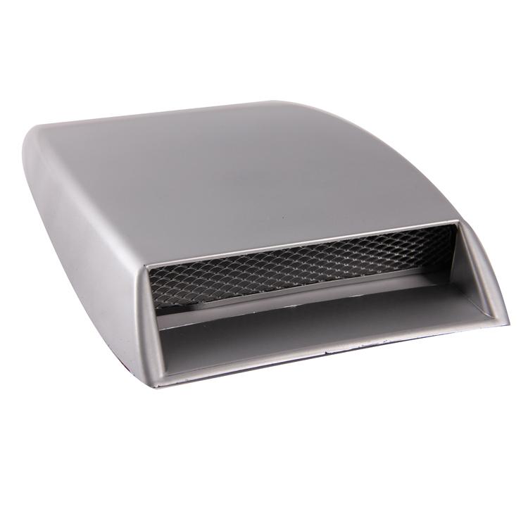 Универсальный ABS авто автомобильный поток воздуха приточной вентиляции капот декоративные капоте авто турботаймер DIY новый