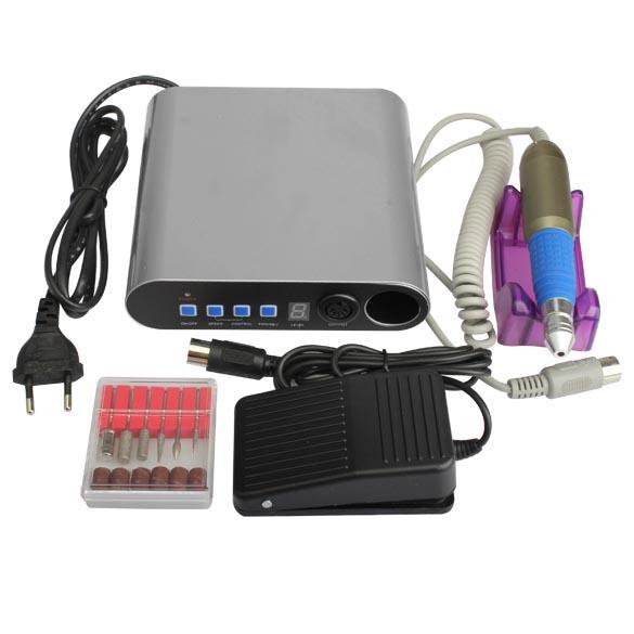 Professional Electric Nail File Drill Manicure Tool Pedicure Machine Set<br><br>Aliexpress