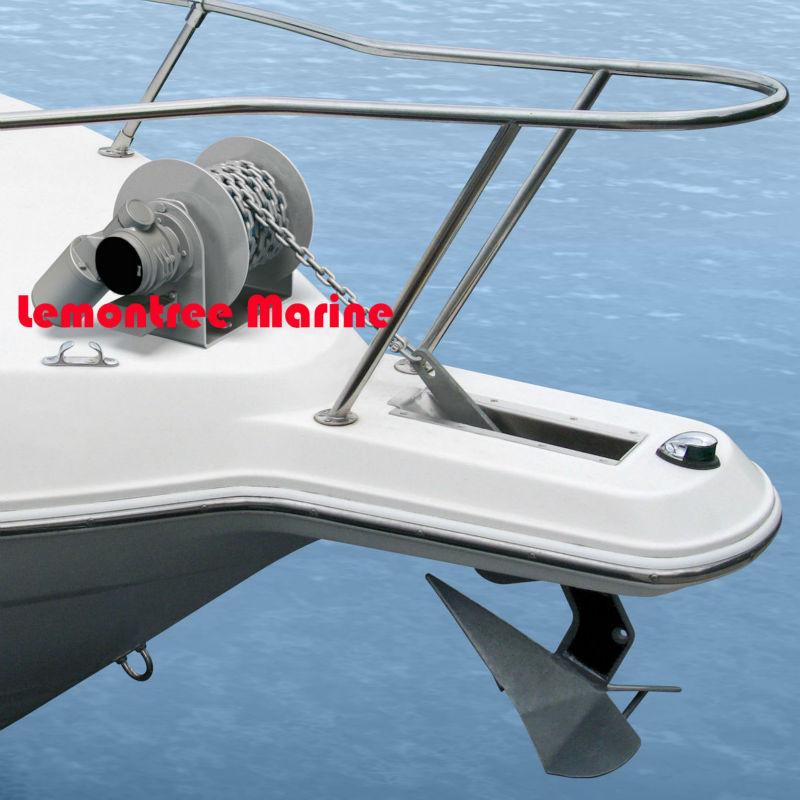 электро якорь на лодку купить