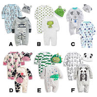 2014 New Carters baby boy and girl overall clothing sets autumn and winter padded jacket newborn bodysuits infant bebe clothes