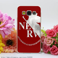 362OI NEON GENESIS EVANGELION Snap On Hard Cover Case for Galaxy A3 A5 A7 A8 J5 J7 Note 2 3 4 5 Grand 2 & Prime