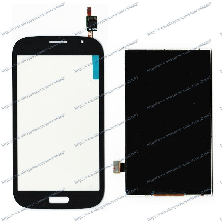 Black Blue OEM Replace Touch screen Digitizer+LCD Display Samsung Galaxy Grand Neo Plus I9060 GT-I9060 9060 Phone - E-best Digital Store store