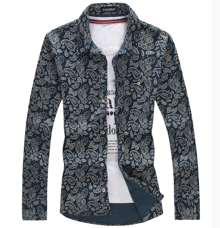 Patterned Shirts Mens | Is Shirt
