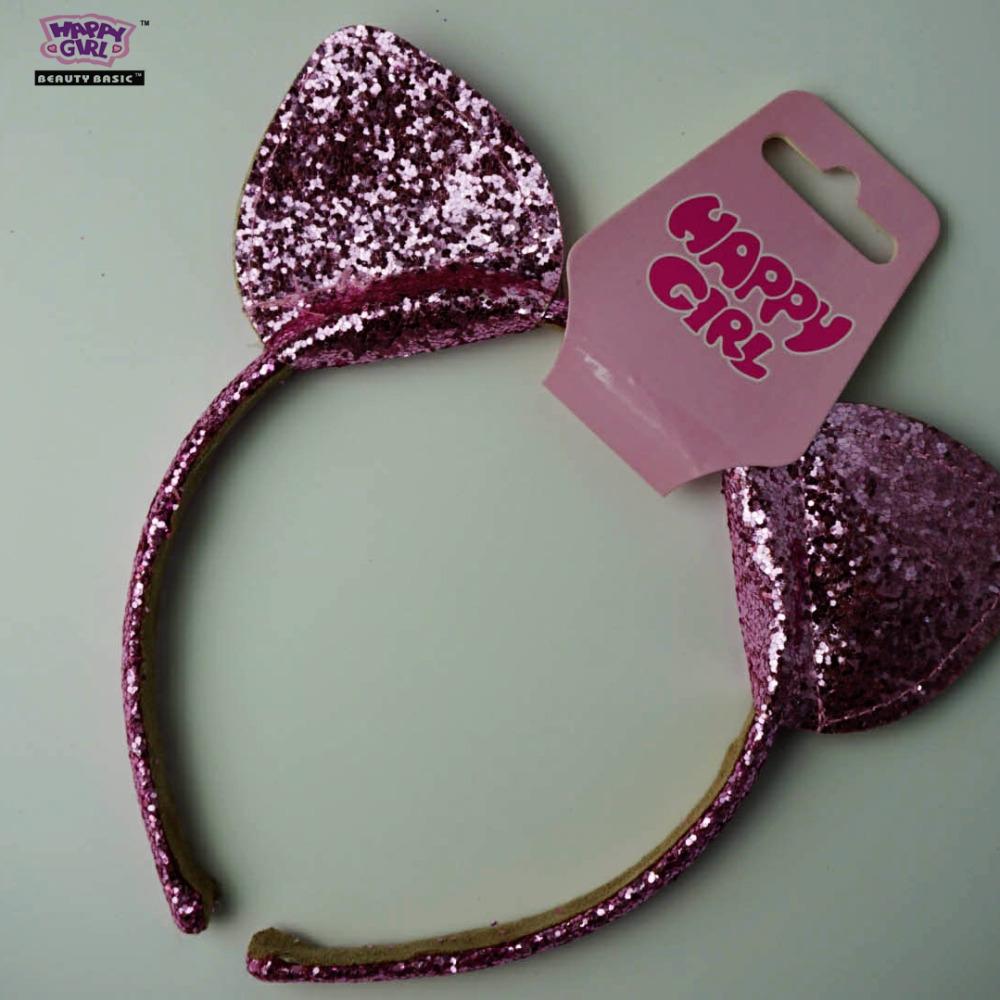 Hello Kitty hair accessories Womens Girls Cute Cat Ears Headband Hairband Hair Head Band head band with cat ears Party Gift(China (Mainland))