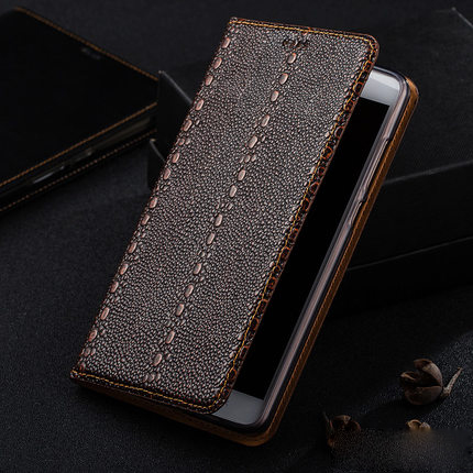 MOUGOL Vintage Genuine Leather Flip Case For Huawei Honor V8 V9 5A 5X 5C 6X Luxury Cover Full Body Protection Mobile Phone Case(China (Mainland))