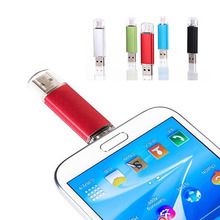 High quality Top Selling for android brand Smartphone usb flash drive 8GB 16GB 32GB thumb drive pendridve memory stick