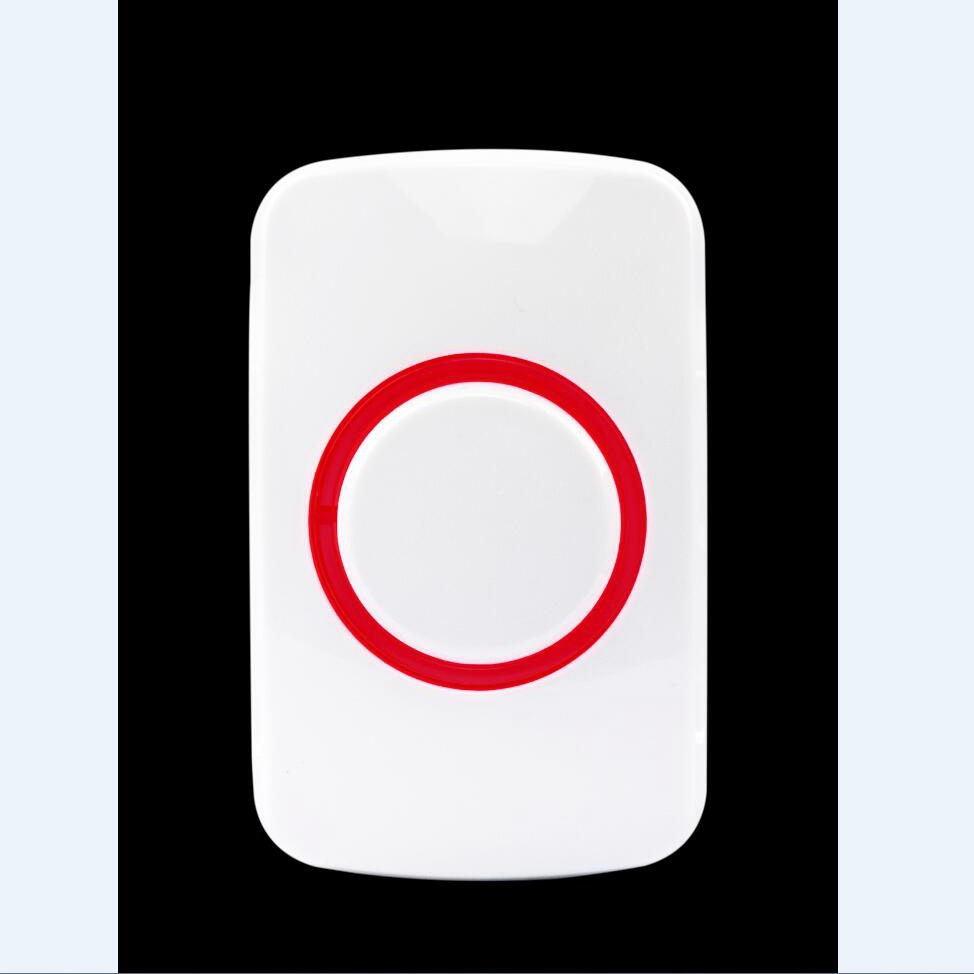 vcare 433mhz wireless button PH-JA for vcare GSM&WIFI home security alarm systems Press button activate alarm free shipping(China (Mainland))