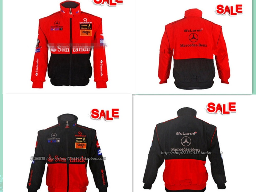 New factory direct sales New pattern F1 racing suit jacket /racing suit moto / motorcycle racing suit jacket -O612(China (Mainland))