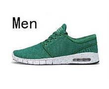 Free shipping 2015 New Design SB Stefan Janoski Max Women's Men's Outdoor casual Shoes Size 36-45 QYY(China (Mainland))