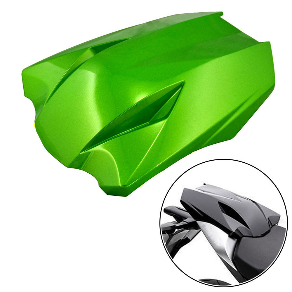 High Quality Brand New Green Motorcycle Rear Seat Cover Cowl Fairing For Kawasaki Z1000 2010-2013(China (Mainland))