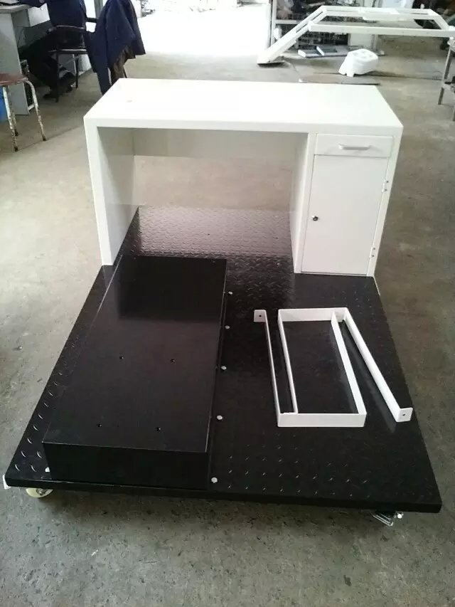 Custom processing aviation simulation console console stainless steel control cabinet distribution box aluminum chassis(China (Mainland))