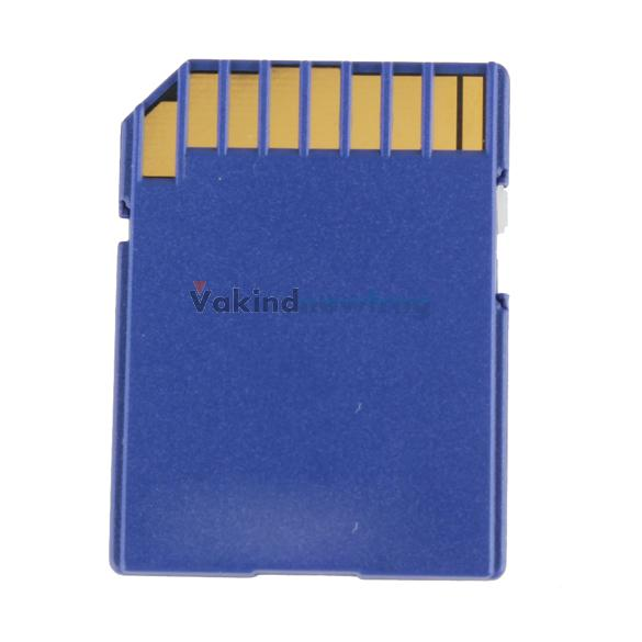 High Speed 8GB SD Secure Digital Flash Memory Card + Case V3NF(China (Mainland))