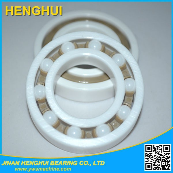 5 pc/lot 699 full ceramic zro2 deep groove ball bearing open type PEEK cage 9x20x6(China (Mainland))
