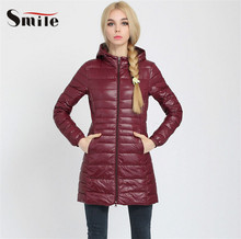 High Quality Winter Jacket Women Parka Size 3XL Women's Lightweight Jackets Ladies Hooded Ultra Light White Duck Down Jacket