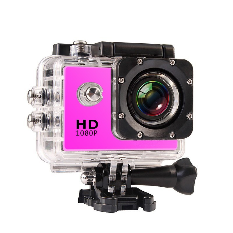 Mini Cameras Camcorders 1080P Full HD Sport DV 30M Go Waterproof Pro Diving Action Camera Bike Helmet Cam Car DVR Extra Battery(China (Mainland))