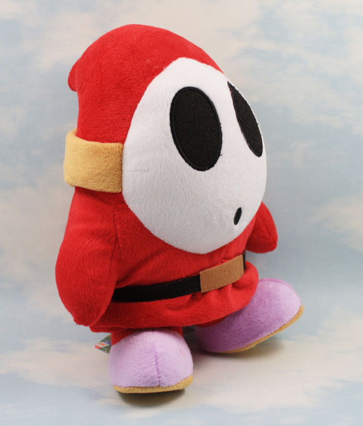 Здесь можно купить  EMS 60PCS/Lot Free shipping Super Mario Bros Plush Toys 17cm Shy Guy Nintendo Soft Stuffed Keychain Plush Doll Baby Toy  Игрушки и Хобби