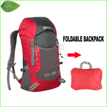 Foldable 35L Ultra Light Outdoor Backpack