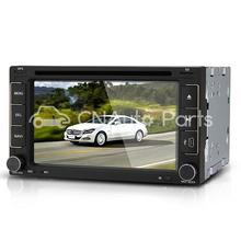 6.2″ Car DVD Player Stereo In-Dash 2 DIN GPS SD Europe Map for iPod for iPhone