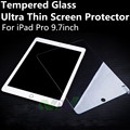 Transparent Tempered Glass for iPad Pro 9 7 inch Screen Protector Toughened Ultra Thin Front Protective