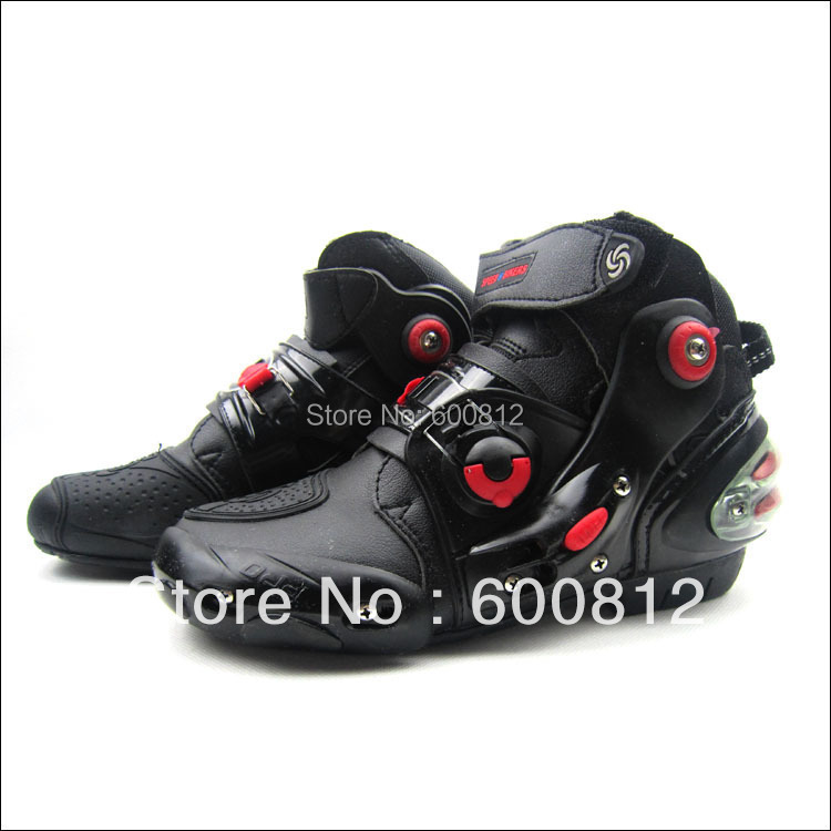 Pro-biker motorcycle boots automobile race boots automobile race boots motorbike boots off-road motorcycle racing boots<br><br>Aliexpress