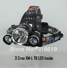 popular rechargeable headlamp