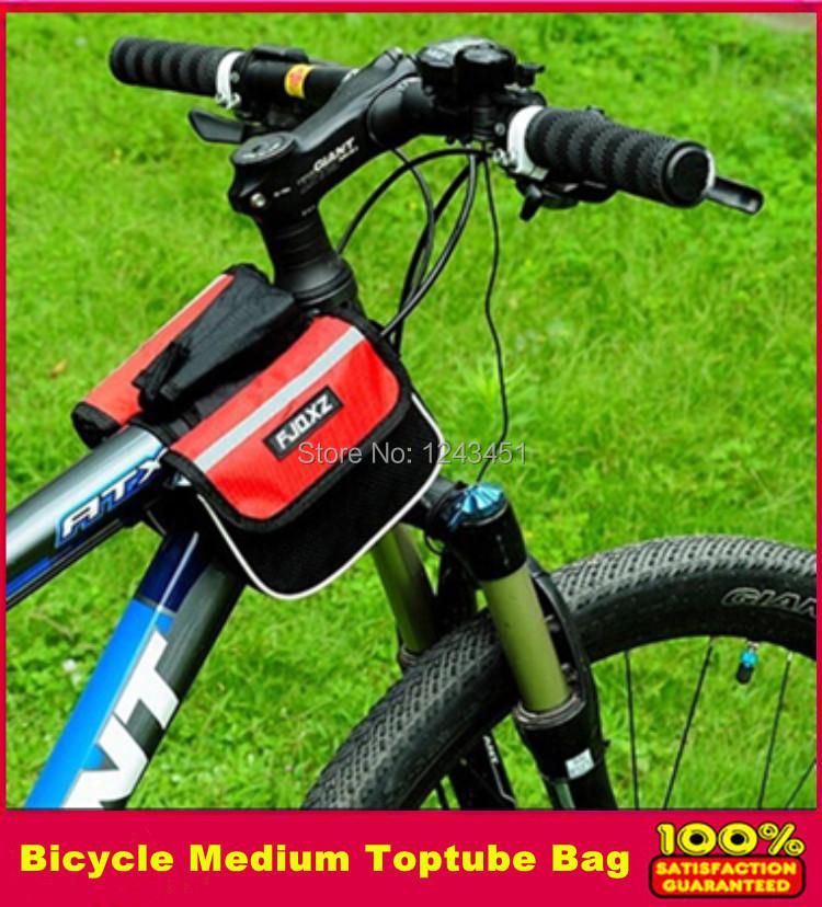 2015 bicyle medium toptube bags bicycle equipments MTB road bike new arrival original brank hot sale(China (Mainland))