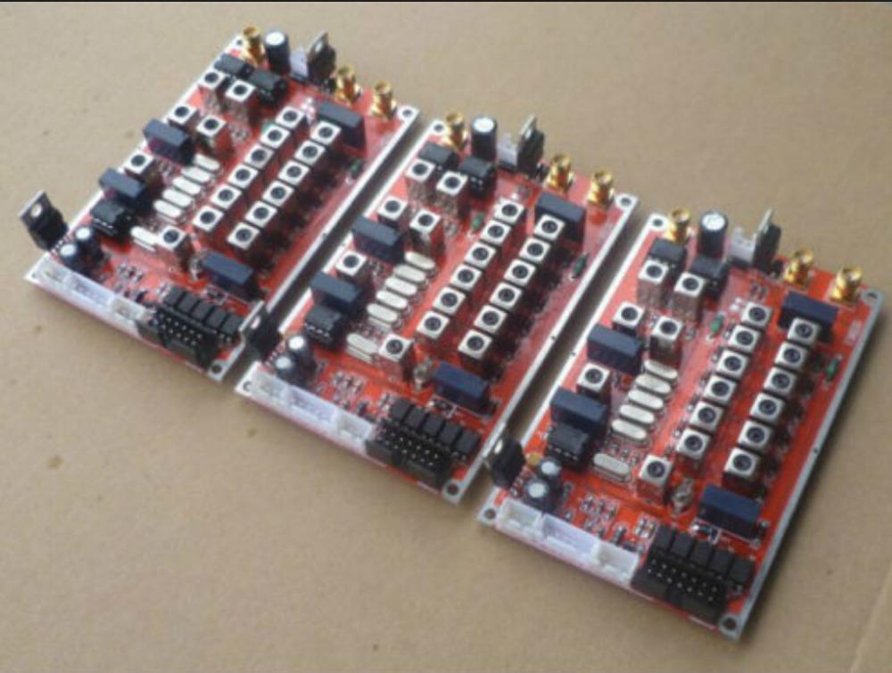 6-band HF SSB shortwave radio shortwave radio transceiver board DIY Kits free shipping(China (Mainland))
