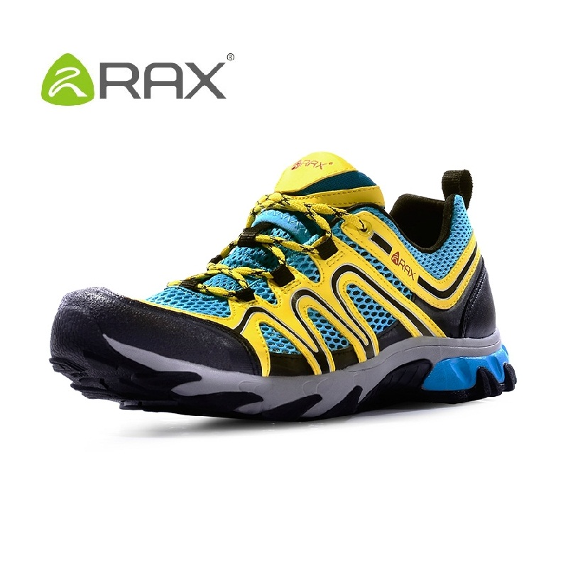 RAX outdoor hiking shoes men slip cross country climbing shoes spring and summer mesh sports shoes 39-44 #B2043(China (Mainland))