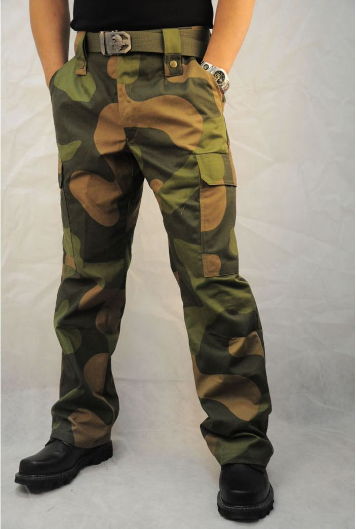 lowe camo military pants outdoor hunting camping walking bdu trousers tactical equipment - Anna's holiday store